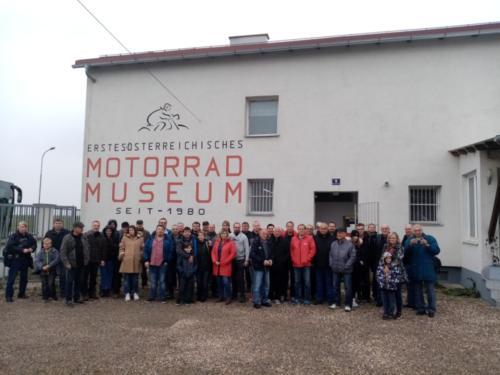 Klubový výlet do rakouska 2019